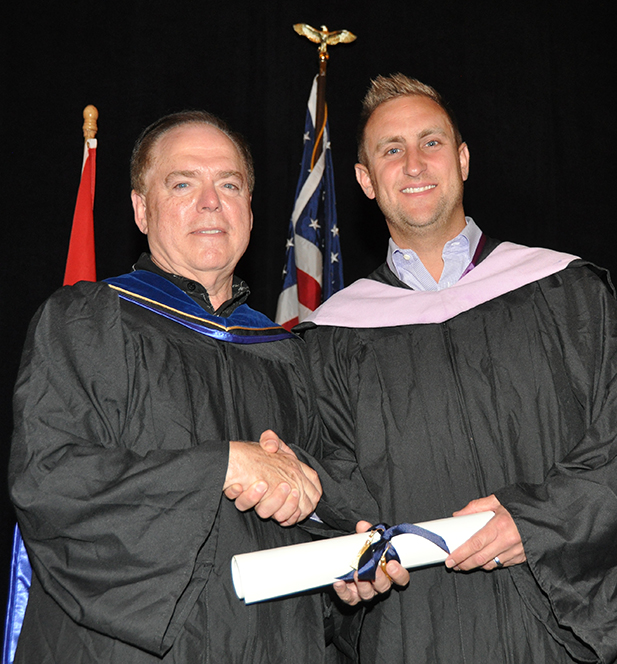 Dr. Skale diploma